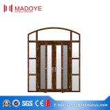Puerta de madera del marco del grano del diseño popular