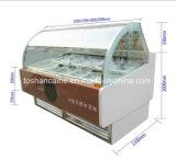 Carro do gelado de G2o Hangzhou/Showcase de Gelato com estoque