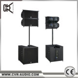 Aktives Lautsprecher-System eine 10 Zoll-Zeile Reihe schielt den 10 Zoll-Lautsprecher an