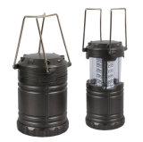 De goedkope ABS van de Prijs Plastic Lantaarn Op batterijen van de Noodsituatie van het Materiaal 3*AA