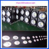 LED装置のディスコの聴衆のつなぎ4の目の穂軸ライト