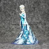 Elsaおよびアナ卸し売りフリーズされたPVCプラスチック日本製アニメ