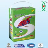 Buona polvere detersiva del detersivo della lavanderia di prezzi di buona qualità per il caricatore della parte superiore e della parte anteriore