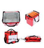 Tote del dispositivo di raffreddamento dell'organizzatore del sacchetto di picnic & sacchetto di spalla arancioni