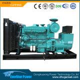 Motore diesel stabilito di generazione elettrico standby domestico del generatore di potere piccolo