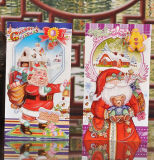 Various Decoration Greeting Tag Cards for Christmas