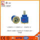 mezclador de la ducha del desviador de 22 milímetros