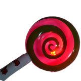 Aufblasbarer LED Lutscher Partei-Spielzeug vernehmbarer Cncert Belüftung-