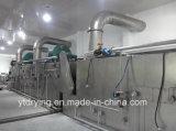 Máquina de secagem da correia para a fruta e a indústria química