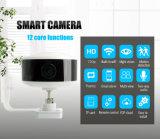 Câmera sem fio larga do IP do ângulo 720p WiFi IR para a segurança Home