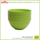 Homeware Colorful EU Standard Salada de melamina Bowl