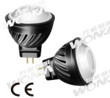 CREE LED MR11 12V con menor consumo de energía