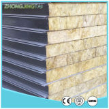 내화성이 있는 경량 금속에 의하여 격리되는 EPS 샌드위치 벽면 (호주 기준)