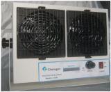 Ventilador ionizante antiestático portable industrial del ventilador de la eliminación estática
