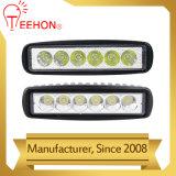 18W LED Arbeits-Licht für 4WD LKW ATV SUV