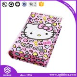 Rectángulo de papel del gatito de los cabritos de Prefume del reloj de la ropa del regalo lindo de Pcakaging