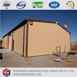 Prefabricated 가벼운 강철 프레임 저장 건물
