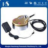Набора Airbrush продукта HS08-2AC-Sk компрессор воздуха пушки гравитационной подачи действия очень популярного двойной производит искусствоо
