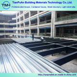 Piattaforma della struttura d'acciaio per il centro commerciale