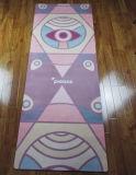 Dural Veloursleder-Yoga-Matte mit Drucken
