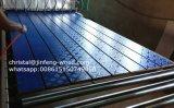 SGS 4 * 8 Ménage Grade Bois Grain Couleur / Solid Color Melamine MDF / HDF