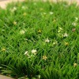 Hierba sintética artificial de la decoración del jardín de la venta caliente
