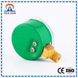 Qualitäts-Sicherheits-Grün-Fall-haltbarer Druckanzeiger