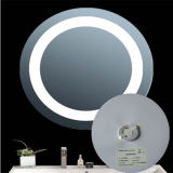Europe Style Lighted Decor Bathroom LED Wall Fogless Light Mirror