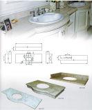 De goedkope Countertop van de Ijdelheid van de Badkamers van het Graniet Hoogste Bovenkant van de Keuken