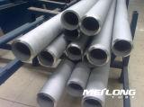 Tubulação de aço inoxidável de En10216-5 X2crnimon22-5-3 1.4462