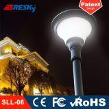 IP solare Integrated esterno 65 dell'indicatore luminoso del giardino della via del sensore di movimento 12W LED