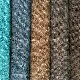 Hzr40 Polyeseter Leinenpolsterung-Gewebe für Sofa