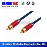 Cable de audio RCA de 3,5 mm Conector RCA Conector de audio