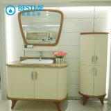Gabinete espelhado de banheiro com armário lateral (BF-8067)