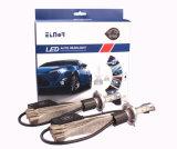 車LEDのヘッドライトのハイ・ロービームLED置換のヘッドライト自動LEDの軽いキット