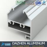 Perfil de alumínio do material de construção para Maldives