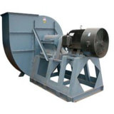 De industriële Ventilator van het Ontwerp van de Boiler van de C van de Bescherming Y5-47 van de Explosie No4 Drijf