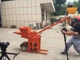 Máquina del ladrillo de Lego de la arcilla que se enclavija con alta calidad