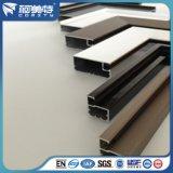 Profil coloré d'alliage d'aluminium d'OEM de cadre de tableau