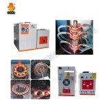 Aparato de la calefacción caliente de inducción de la frecuencia ultraalta de la venta 40kw para endurecer