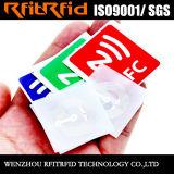 ISO14443 DruckNtag213 NFC Antennen-Aufkleber