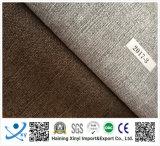 Ткань 100% софы упорного полиэфира залома имитационная Linen водоустойчивая