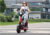 Motorino elettrico della rotella dell'adulto 2 di Harley Citycoco con una sede