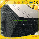 Puder Coated Aluminium Extrusion Curtain Wall für Building Wall Decoration
