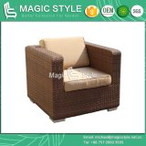Sofà stabilito di combinazione del sofà del sofà del giardino del rattan del sofà del sofà di vimini stabilito del patio (STILE MAGICO)