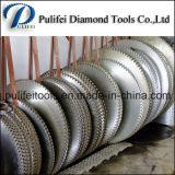Grand circulaire de pièces de machine-outil scie la lame pour la pierre de bloc