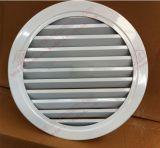 Feritoie rotonde protettive di alluminio del cunicolo di ventilazione (BHA-BL08)