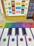 Het Muzikale Stuk speelgoed van de klap voor het Binnen eenheid-Elektronische Orgaan van de Speelplaats