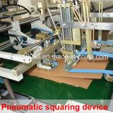 Vier Ecken-gewölbter Kasten, der Maschine (SCM-1600PC C4, faltet und klebt)