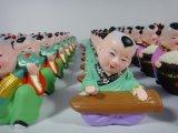 Trationalの中国人の赤ん坊の活発なコレクション